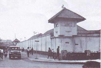 Pos Penjagaan Penjara Banceuy di masa penjajahan