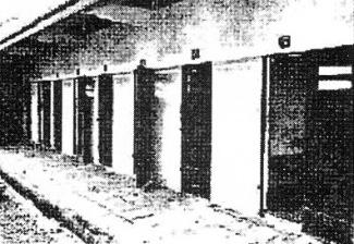 Komplek Penjara Banceuy di masa penjajahan