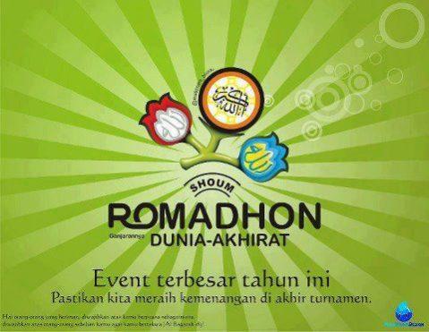 Menyambut Ramadhan 1433 Hijriyah