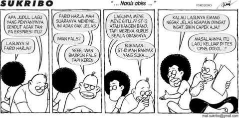 Komik Sukribo