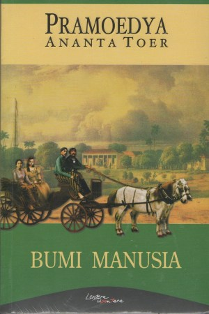 Bumi Manusia Book Cover